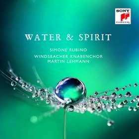 Windsbacher Knabenchor - Water & Spirit, CD