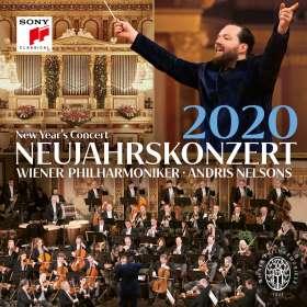 Neujahrskonzert 2020 der Wiener Philharmoniker, CD