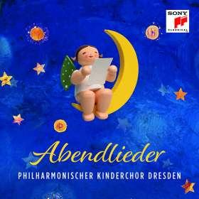 Philharmonischer Kinderchor Dresden - Abendlieder, CD