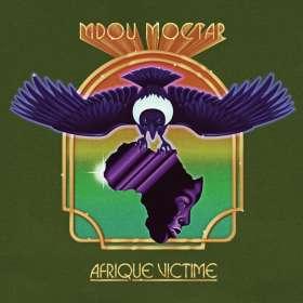 Mdou Moctar: Afrique Victime, CD