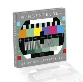 Wingenfelder: SendeschlussTestbild (Limitierte Jubiläums-Edition), CD