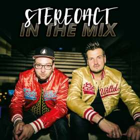 Stereoact: In The Mix, CD