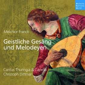 Geistliche Gesäng und Melodeyen (Motetten), CD