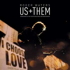 Roger Waters: Us + Them, CD
