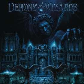 Demons & Wizards: III, CD