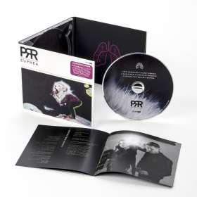 Pure Reason Revolution: Eupnea, CD