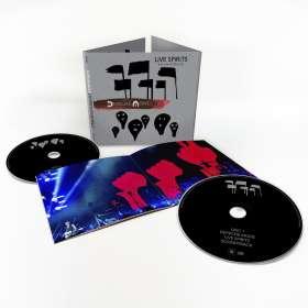 Depeche Mode: Filmmusik: Live Spirits (Soundtrack), CD