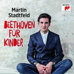 Martin Stadtfeld - Beethoven für Kinder, CD