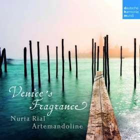 Nuria Rial - Venice's Fragrance, CD