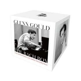 Johann Sebastian Bach (1685-1750): Glenn Gould - The Bach Box (The Remastered Columbia Recordings), CD