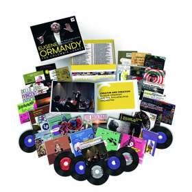 Eugene Ormandy & Philadelphia Orchestra - The Columbia Legacy (Mono-Recordings), CD