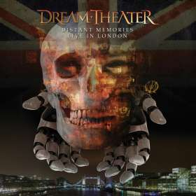Dream Theater: Distant Memories - Live in London, CD