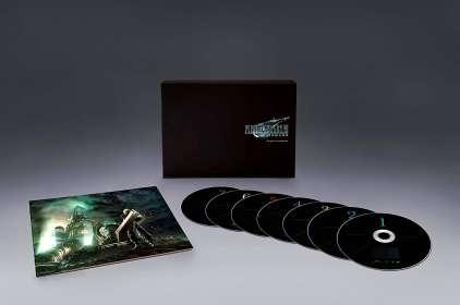 Filmmusik: Final Fantasy VII Remake and Final Fantasy VII (Limited Deluxe Boxset), CD