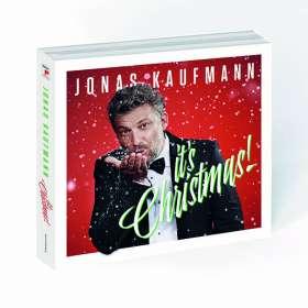 Jonas Kaufmann - It's Christmas! (Deluxe Edition mit hochwertigem Booklet), CD