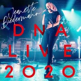 Jeanette Biedermann: DNA Live 2020, CD
