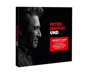 Peter Maffay: PETER MAFFAY UND... (Digipak), CD