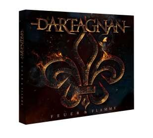 dArtagnan: Feuer & Flamme (Limitierte Helden Edition), CD