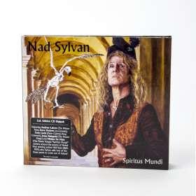 Nad Sylvan: Spiritus Mundi, CD
