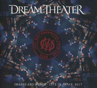 Dream Theater: Lost Not Forgotten Archives: Images And Words - Live in Japan, 2017, CD