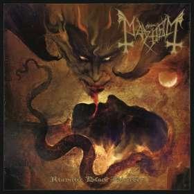 Mayhem: Atavistic Black Disorder/Kommando-EP, CD