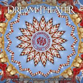 Dream Theater: Lost Not Forgotten Archives: A Dramatic Tour Of Events – Select Board Mixes, CD