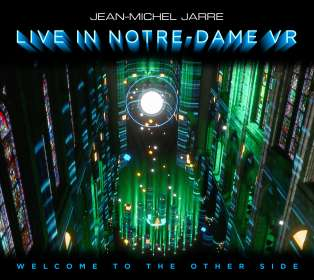 Jean Michel Jarre: Welcome To The Other Side (Live In Notre-Dame VR), CD