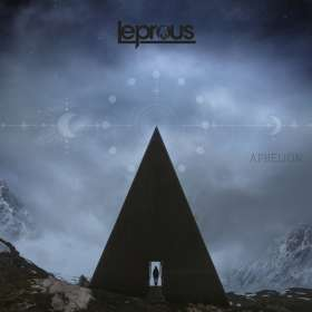 Leprous: Aphelion (Limited Mediabook Edition), CD