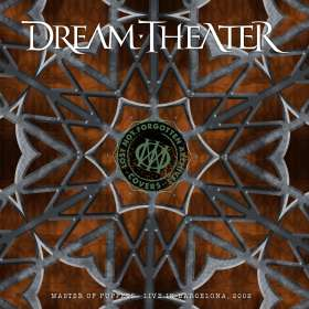 Dream Theater: Lost Not Forgotten Archives: Master of Puppets - Live in Barcelona, 2002, CD