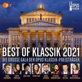 Best of Klassik 2021 - Die Opus Klassik-Preisträger, CD