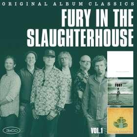 Fury In The Slaughterhouse: Original Album Classics Vol.1, CD
