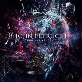 John Petrucci: Terminal Velocity, CD