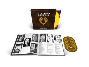 Musical: Jesus Christ Superstar (Limited 50th Anniversary Edition), CD