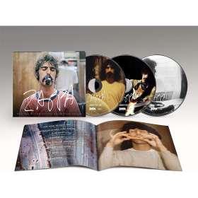 Filmmusik / Soundtracks Frank Zappa : Filmmusik: Zappa (O.S.T.) (Deluxe Edition), CD