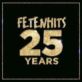 Fetenhits: 25 Years, LP