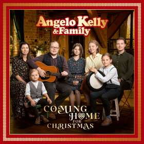 Angelo Kelly & Family: Coming Home For Christmas, CD