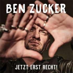 Ben Zucker: Jetzt erst recht !, CD