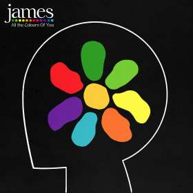 James (Rockband): All The Colours Of You, CD