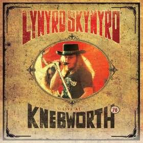 Lynyrd Skynyrd: Live At Knebworth '76, CD
