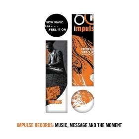 Impulse Records: Music, Message And The Moment, CD