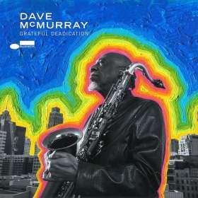 Dave McMurray: Grateful Deadication, CD