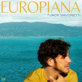 Jack Savoretti: Europiana, CD