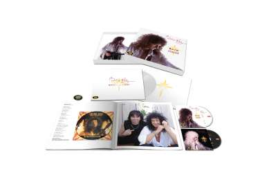 Brian May: Back To The Light (remastered) (180g) (Limited Collectors Edition Boxset) (White Vinyl), LP