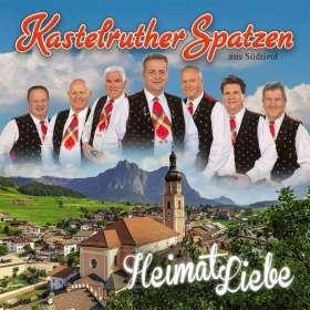 Kastelruther Spatzen: HeimatLiebe, CD