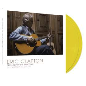 Eric Clapton: The Lady In The Balcony: Lockdown Sessions (180g) (Limited Edition) (Translucent Yellow Vinyl), LP