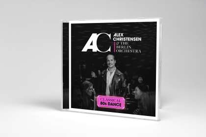 Alex Christensen & The Berlin Orchestra: Classical 80s Dance, CD