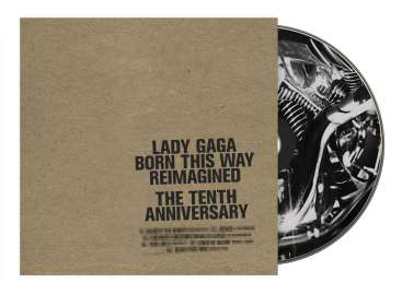 Lady Gaga: Born This Way (The Tenth Anniversary), CD