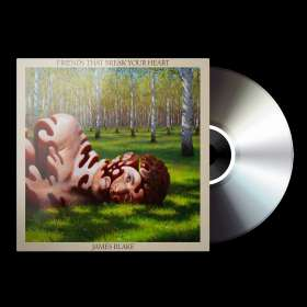James Blake: Friends That Break Your Heart, CD