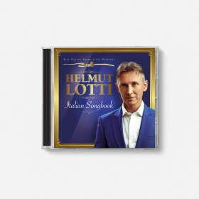 Helmut Lotti: Italian Songbook, CD