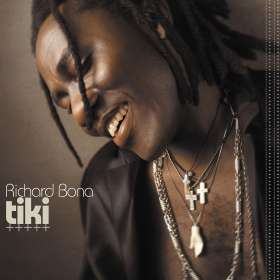 Richard Bona (geb. 1967): Tiki, CD