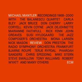 Michael Mantler (geb. 1943): Review, CD